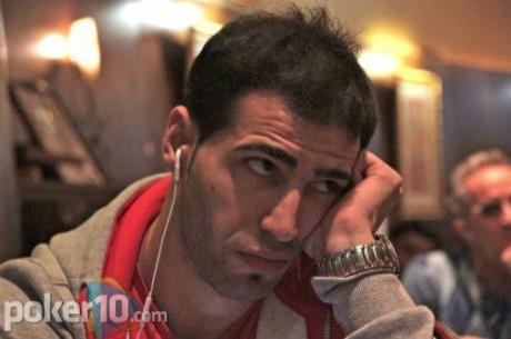 David Gutiérrez lidera el Día 1B del Tanger Poker Festival