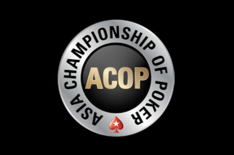 Asia Championship of Poker Macau: As Festividades