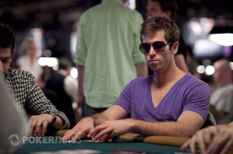 2012 World Poker Tour bestbet Jacksonville Day 1b: John Racener Leads the Way