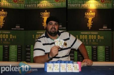 """El Gran Tito"" gana un Poker Tanger Festival muy español"