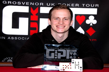 Simon Deadman Wins GUKPT Blackpool Main Event For £49,290