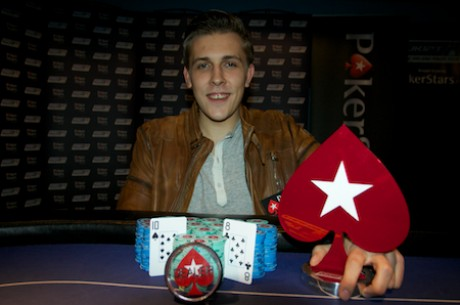 UKIPT Bristol: Wojtek Barzantny Wins Back-To-Back Titles Within A Week!