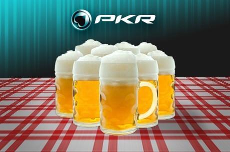 Laupäeval algab PKR Oktoberfest, mille raames toimub 51 turniiri