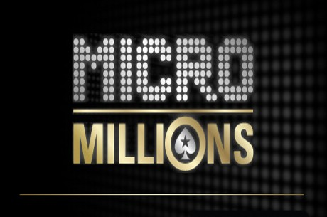 PokerStars MicroMillions III Online Festival Počinje Danas