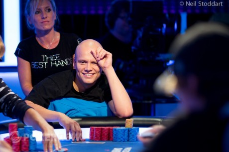 The Online Railbird Report: Million-Dollar Upswing for Sahamies; FTP Picking Up Steam