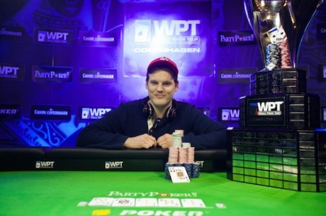 Emil Olsson Wins 2012 World Poker Tour Copenhagen for $229,938