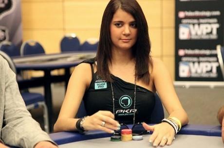 Как едно момиче на 22 се научи да играе покер и да...