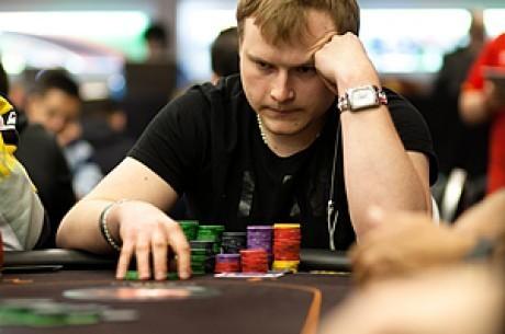 Randar Sikk Prantsusmaa pokkeriturneel kaheksas