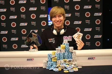 Mateusz Rypulak mistrzem France Poker Series (€150.000)