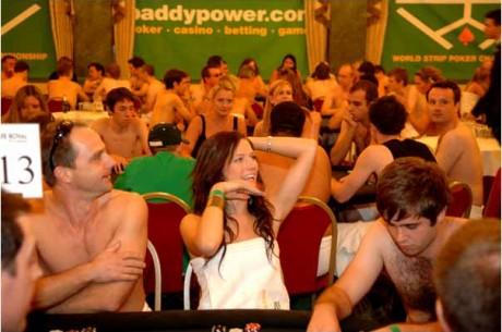 Покер на раздевание...ну не мечта ли?