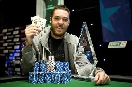 Jordan Scott Wins 2012 Latin American Poker Poker Tour Grand Final