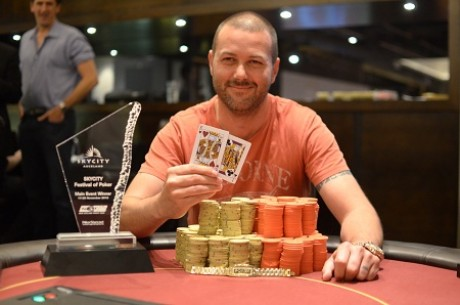 Geoff Smith Wins 2012 PokerStars.net ANZPT Season 5 Auckland