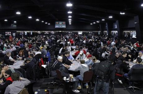 2012 World Poker Tour Montreal Den 1b: Rekordní účast zajistila prize pool o velikosti $3.4...