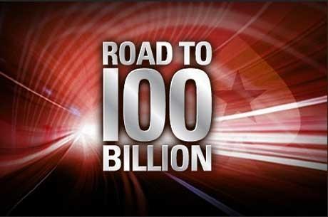 PokerStars Nagradjuje na Putu do 100 milijardite Ruke