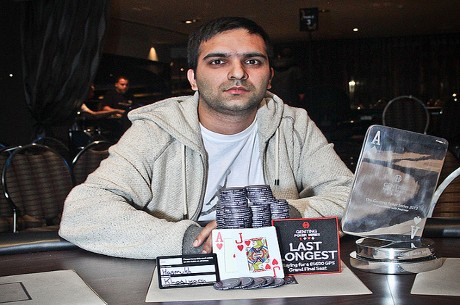 Hasmukh Khodiyara Wins The Genting Poker Series Sheffield Main Event!