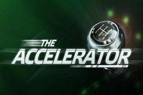 Partys: Acceleratoril aeg gaas põhja vajutada, Aussie Millions, mängijate küsitlus ja muud