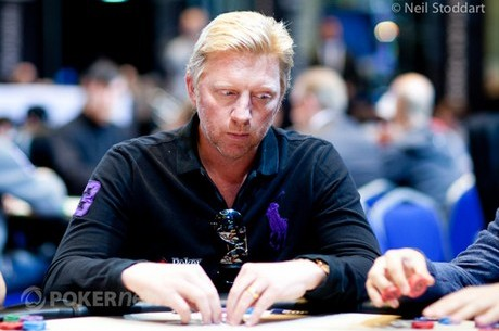 Boris Becker o pokerze dla Sport.pl