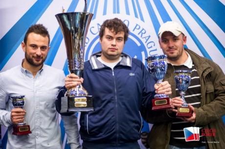 Bucher András a 2. lett a Cseh Póker Fesztivál főversenyén