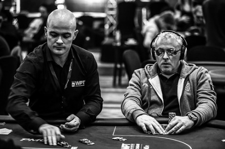 2012 World Poker Tour Mazagan Day 1a: Guillaume Darcourt Leads