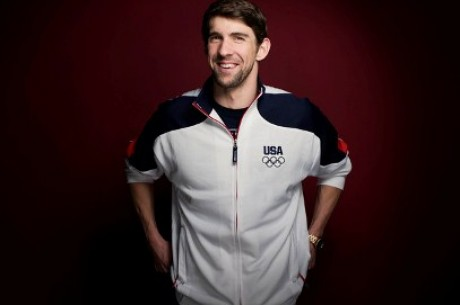 Michael Phelps Nos Rails do WPT Montreal Main Event
