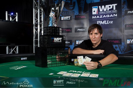 Giacomo Fundaro vítězem World Poker Tour Mazagan