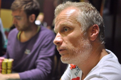 PokerStars Pro Theo Jorgensen Shot Three Times During Robbery
