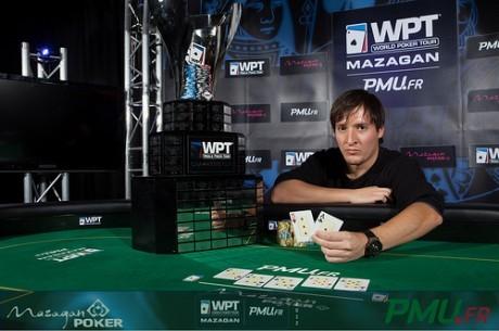 Giacomo Fundaro:2012 WPT Mazagan冠军