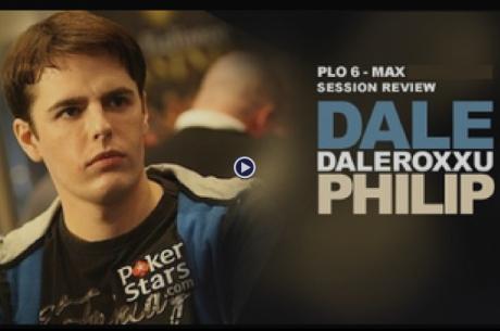 Strategija: Dale »Daleroxxu« Phillip o PLO 0,05/0,1€