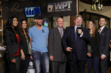 2012 WPT Five Diamond World Poker Classic Day 1: Jeremy Kottler Leads Stacked Field