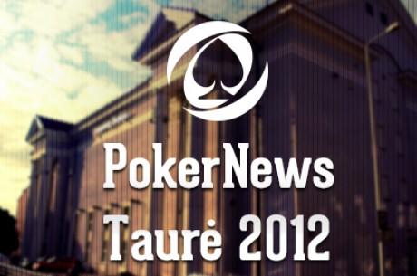 """Gruodžio 15 d. Nesėje kovosime dėl """"PokerNews Taurės 2012""""!"""