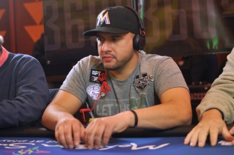 2012 WPT Five Diamond World Poker Classic Day 2: Mizrachi Moves Into Lead