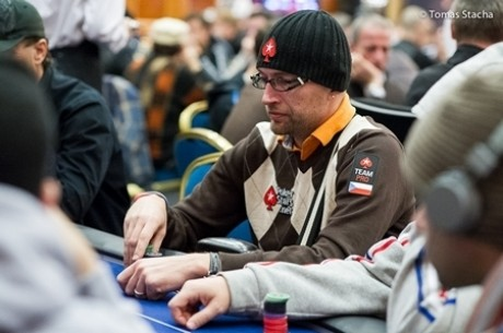 Eureka Poker Tour Prague - den 1B