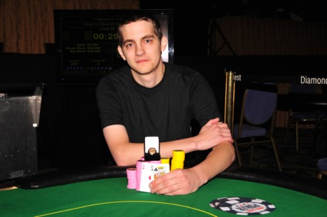 Alex Masek Captures Record-Tying 5th WSOP Circuit Ring