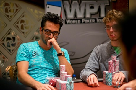 2012 WPT Five Diamond World Poker Classic Day 5: Esfandiari Atop Final Table