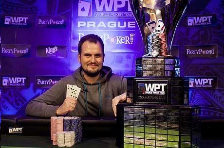 WPT Prag Šampion je Marcin Wydrowksi €325,000