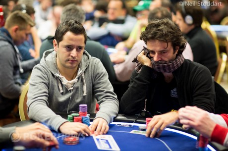 Сезон 9 PokerStars.net EPT Prague Day 1a: Beskrovnyy чиплидер