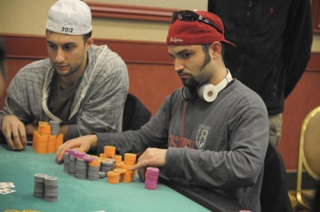 2012-13 World Series of Poker Circuit Harrah's Resort Atlantic City Day 2: Adam Teasdale Takes...
