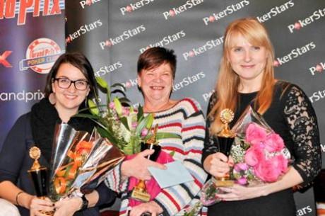 Eesti Naiste Pokkeriliiga võitis soomlanna Marianna Bastamow