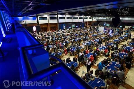 PokerStars.net EPT Prag je Startovao sa Dan 1a, Eureka Dobila Pobednika