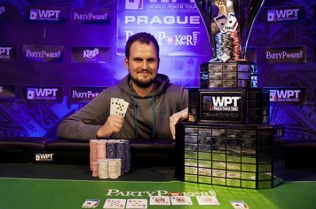 Marcin Wydrowski se lleva la victoria en el WPT de Praga