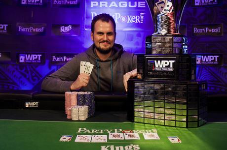 Marcin Wydrowski Wins PartyPoker World Poker Tour Prague