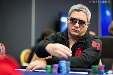 Season 9 PokerStars.net EPT Prague Day 1b: Belov Pips Rodriguez for Lead