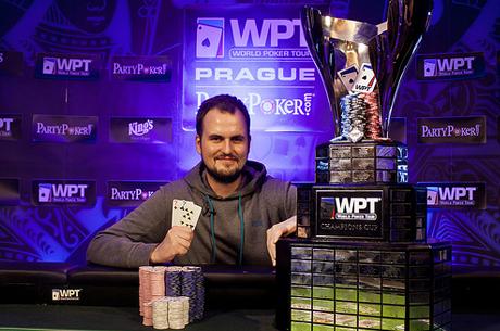 Sukes Marcina Wydrowskiego w mediach - Tony G zauważa polskich pokerzystów