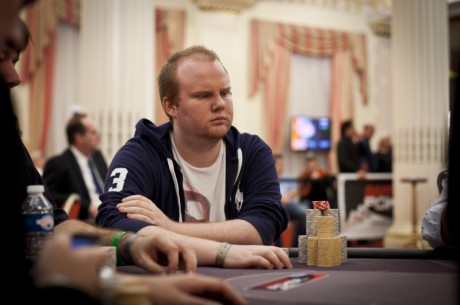 PokerStars.net EPT Prague Day 2: Brammer Bossing