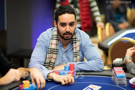 Season 9 PokerStars.net EPT Prague Day 3: Ramzi Jelassi Leads The Final 55