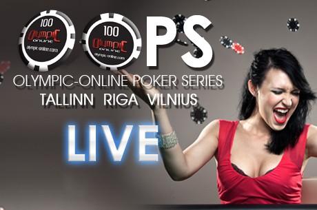 Reedel toimub Olympic-Online Poker Series Grand Final 2012