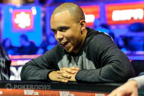 The Online Railbird Report: Ivey Returns To FTP Tables; Blom Banks $1.35 Million In Two Days