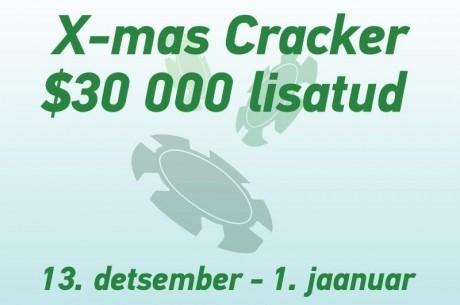 Paf X-Mas Cracker turniiriseeria 13. detsembrist kuni 1. jaanuarini