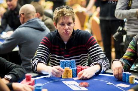 Season 9 PokerStars.net EPT Prague Day 4: Warrington лидер финальной 21