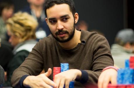 Ramzi Jelassi - pokkeriturniiril suure stäkiga mängimine